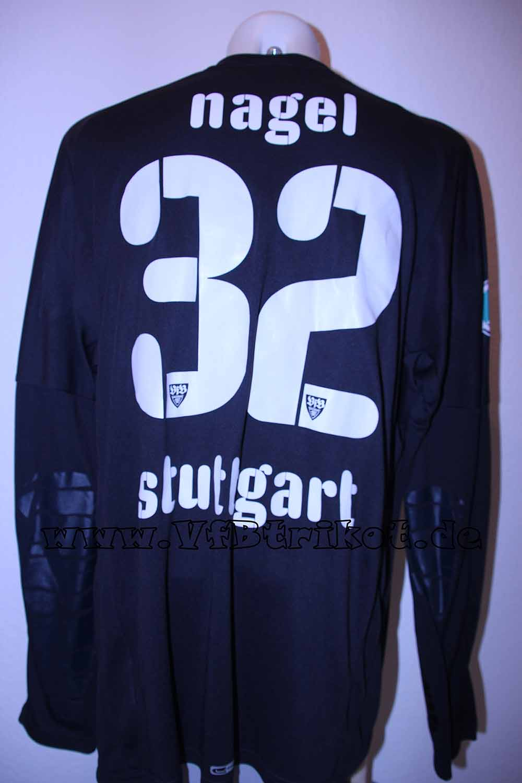 Pascal Nagel - VfB Stuttgart Matchworn Trikots