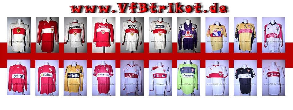 VfB Trikots