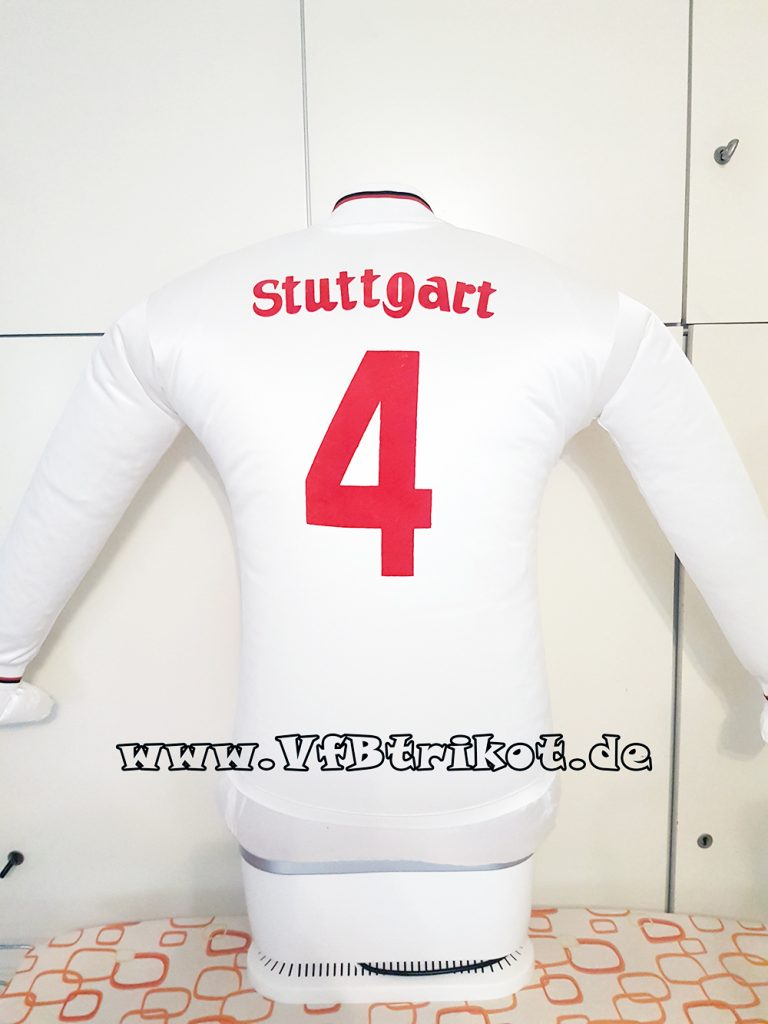 1993/94 - Bundesliga - weiß - langarm - kleines Südmilch Logo - Thomas Berthold