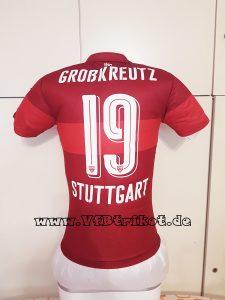 Kevin Großkreutz - Trikot - 2016/17 - rot - kurzarm