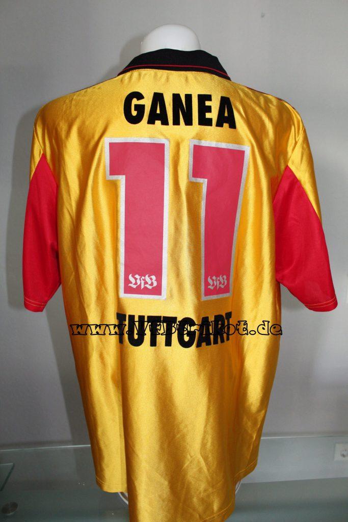 2000/01 - Bundesliga - Gold - kurzarm - Climalite - Ganea