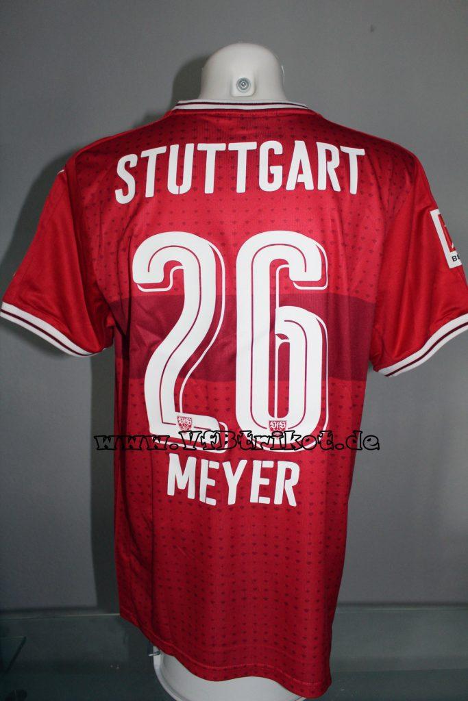2017/18 - Bundesliga - Was ist Inklusion Sonderflock - Alexander Meyer - rot - kurzarm