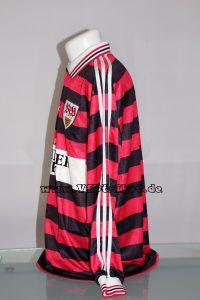 1997/98 - Bundesliga - rot/schwarz - langarm - Göttiger Gruppe - Thorsten Legat