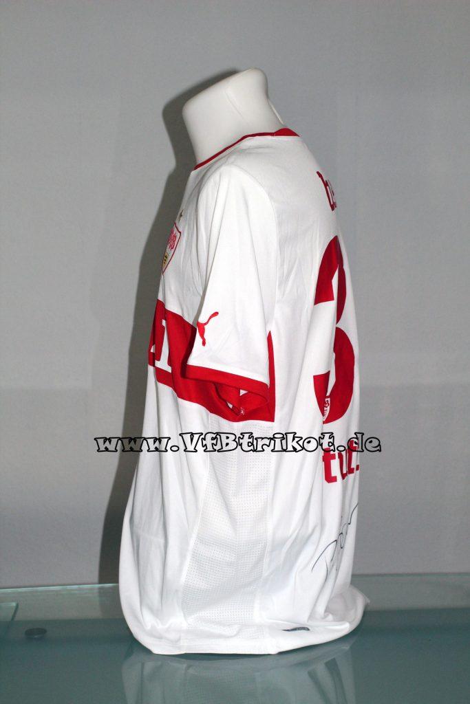 2011/12 - Bundesliga - weiß - kurzarm - Gazi - Patrick Bauer