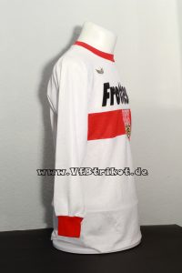 1978/70 – Bundesliga – weiß – langarm - Frottesana - Erima